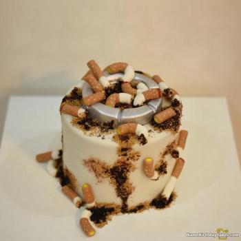 funny cake designs