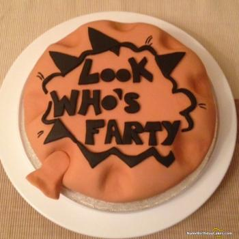 funny cakes images