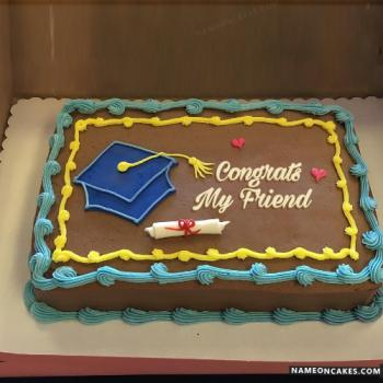 graduation cakes for boys