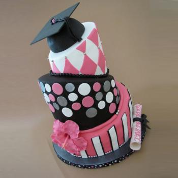 graduation cakes for girlfriend