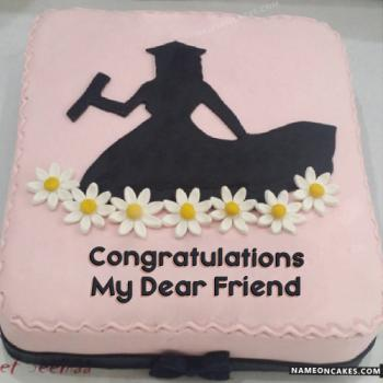 graduation cakes for girls