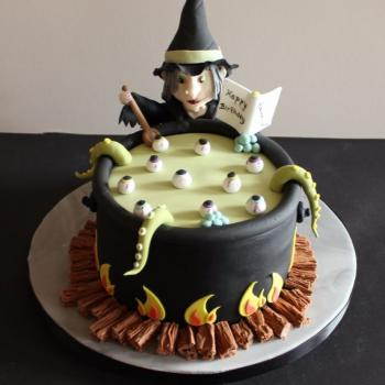 halloween birthday cake ideas