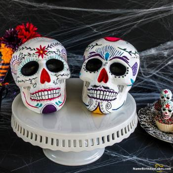 halloween themed cakes