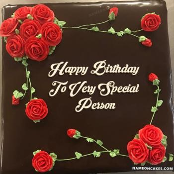 happy birthday cakes images for special person