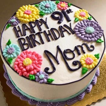 Astounding Birthday Cake For Mom Special Cakes For Special Relation Personalised Birthday Cards Veneteletsinfo