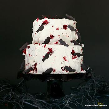 happy halloween cake ideas
