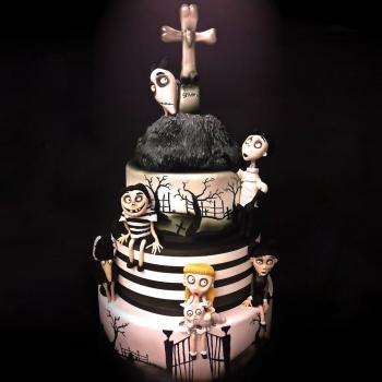 happy halloween cakes