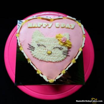 hello kitty cake birthday