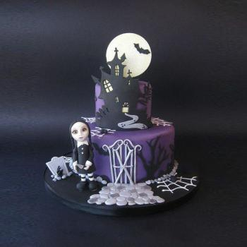 horror cakes for halloween