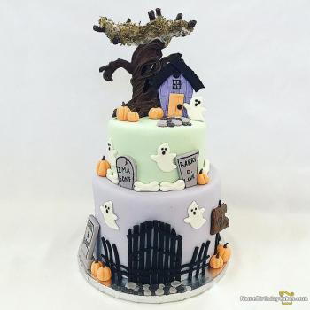 images of cake halloween