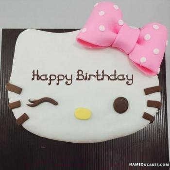 kitty birthday cakes images online