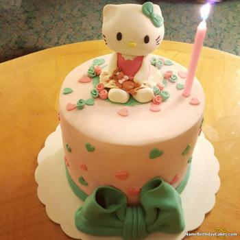 kitty cake images