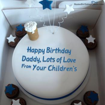 love you dad cake images