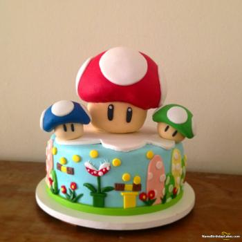 30 Super Mario Birthday Cake Ideas And Decorations