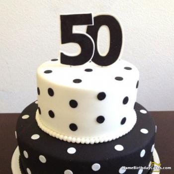 Fabulous 50Th Birthday Cakes For Men And Women Ideas Designs Funny Birthday Cards Online Alyptdamsfinfo