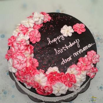 View HD Mom Birthday Cake Messages