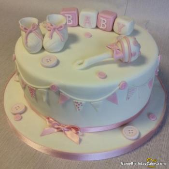new born baby cake images