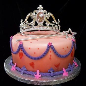 princess cake design