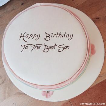 son birthday cake images