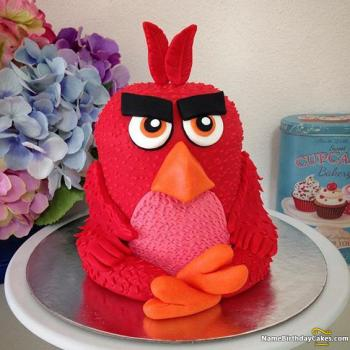 top angry birds cake ideas