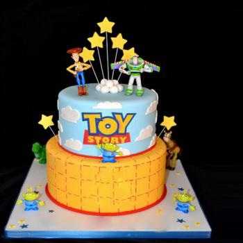 toy story birthday cake decorations