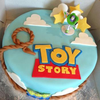 Pleasing Toy Story Cakes And Cupcakes Make Your Kid Birthday Special Personalised Birthday Cards Rectzonderlifede
