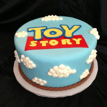 toy story cakes and cupcakes