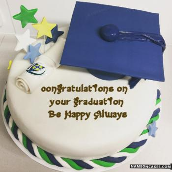 unique graduation cakes