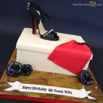 wife birthday cake ideas