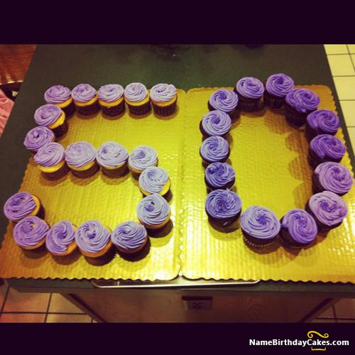 50th Birthday Cupcakes Download Share