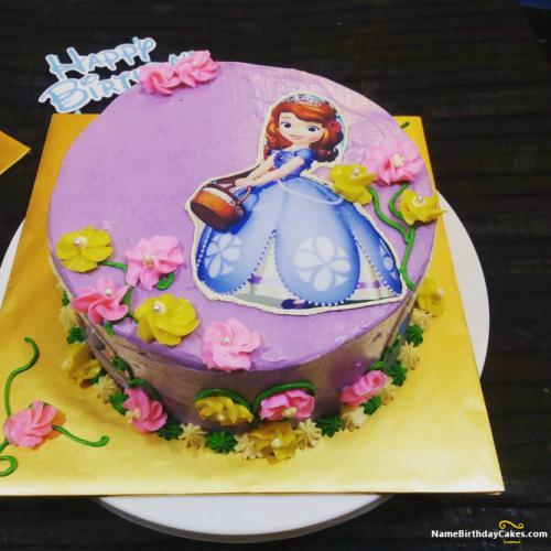 Baby Girl Birthday Cake Download Share