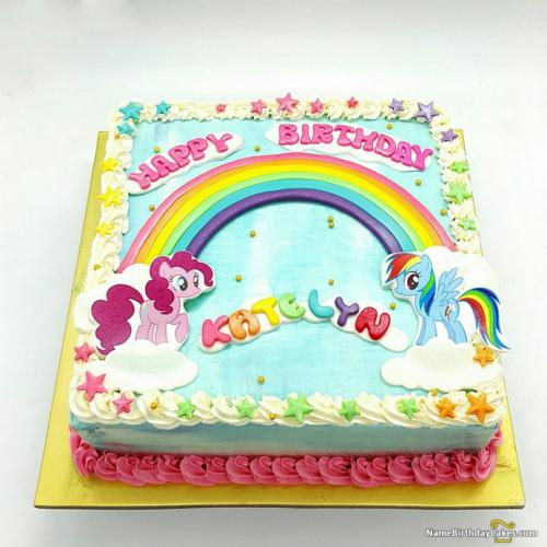 Birthday Cake Cartoon Amazing Characters On Birthday Cakes