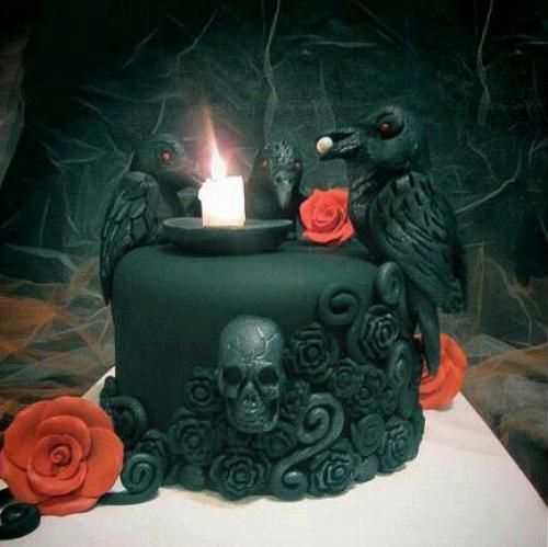best halloween cakes 2017