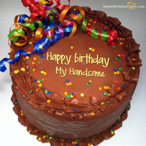 Magnificent Birthday Cake For Boyfriend Images Download Share Funny Birthday Cards Online Inifodamsfinfo