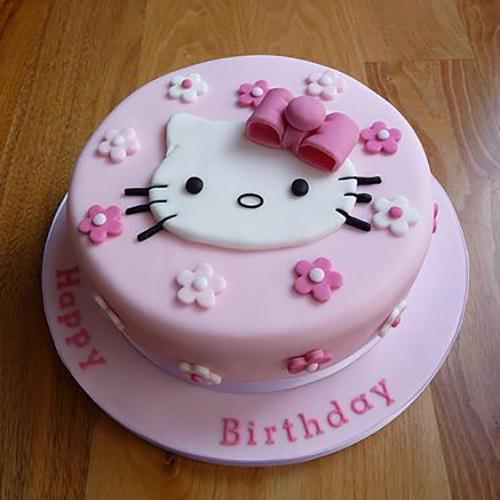Birthday Cake Hello Kitty Download Amp Share