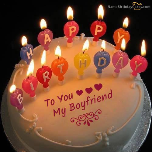 Birthday Cake Images For Boyfriend
