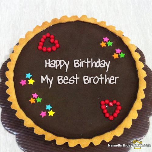 Birthday Cake Images For Brother Download Share