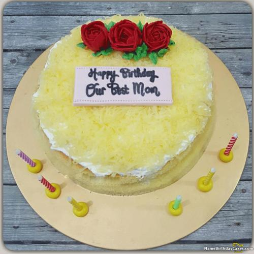 Cakes For Mothers Birthday Download Share