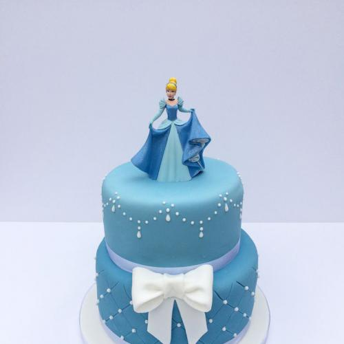 Excellent Cinderella Cake Topper Download Share Funny Birthday Cards Online Overcheapnameinfo