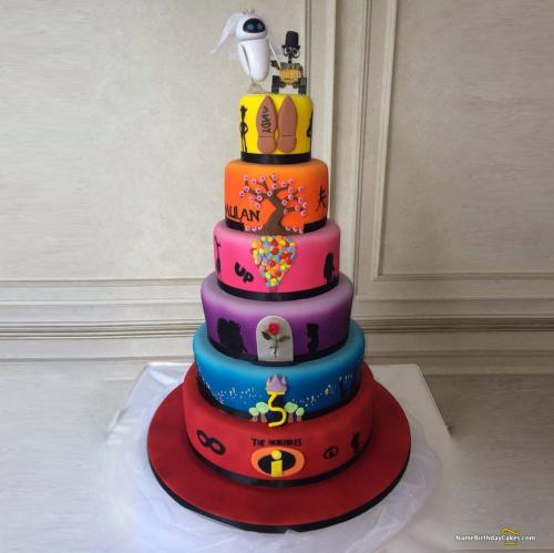 Strange Disney Birthday Cake Designs Download Share Personalised Birthday Cards Paralily Jamesorg