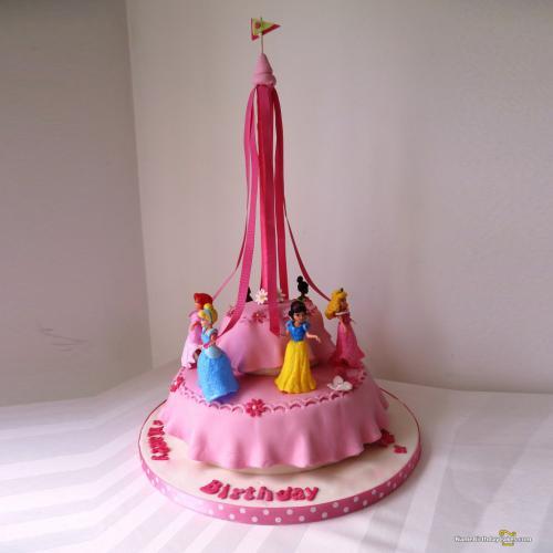 Disney Princess Birthday Cakes Download Share