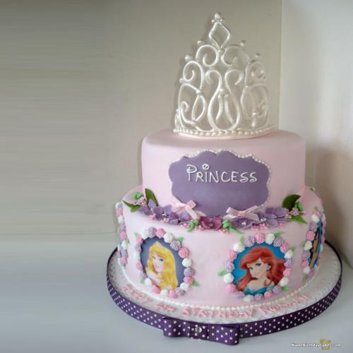 Superb Disney Princess Cake Download Share Funny Birthday Cards Online Amentibdeldamsfinfo