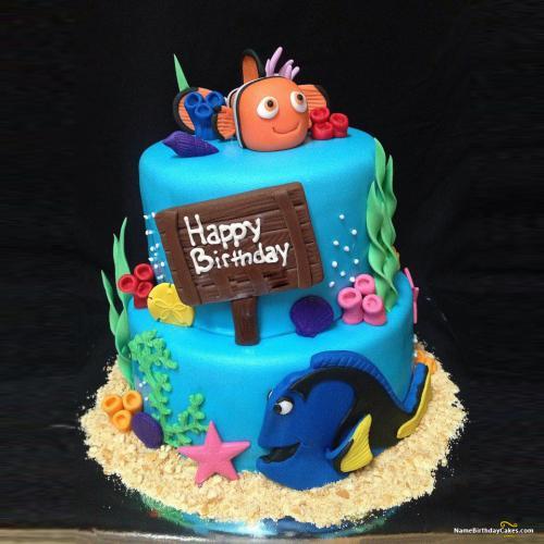 Cool Disney Themed Birthday Cakes Download Share Funny Birthday Cards Online Inifodamsfinfo