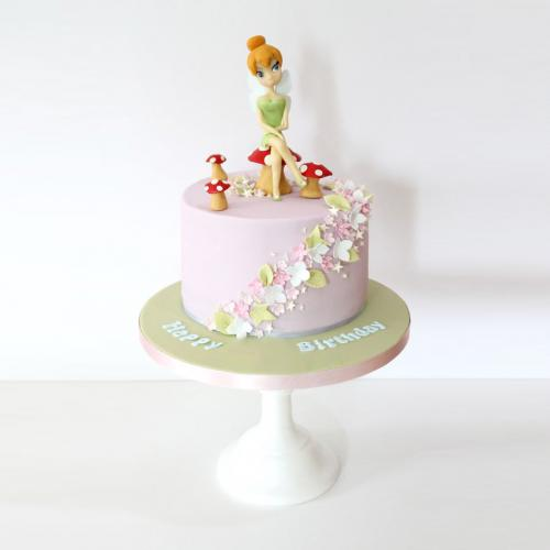 Fairy Birthday Cake Images Download Share