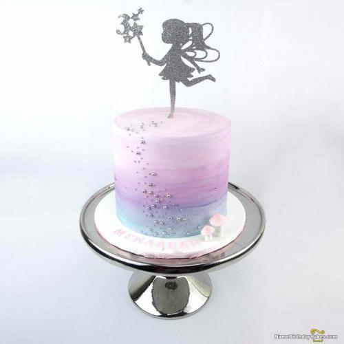 Beautiful Fairy Birthday Cake Best Fairy Cakes Ideas