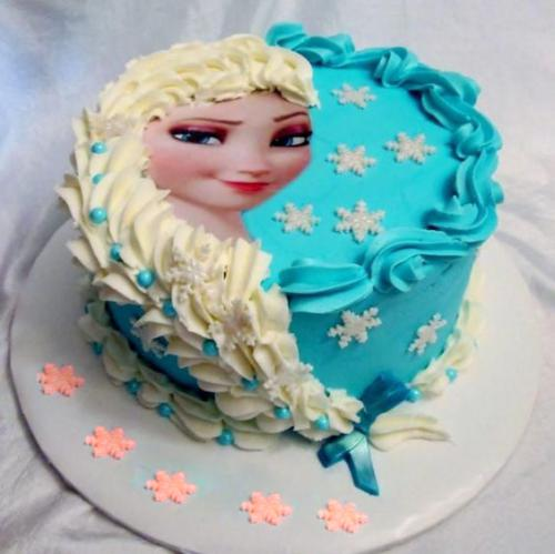 Frozen Cake Pictures - Download & Share