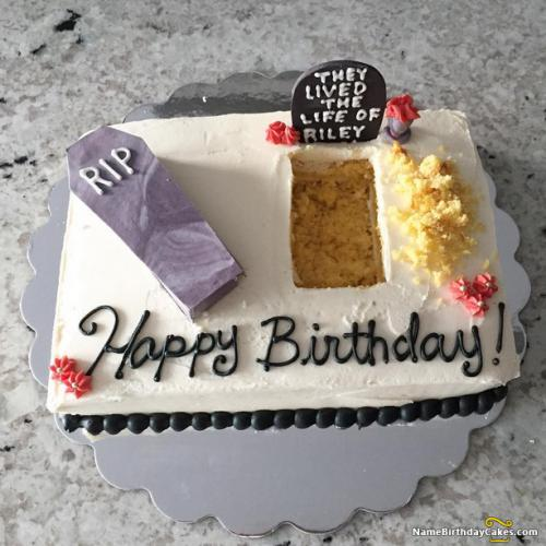 Surprising Funny Happy Birthday Cake Download Share Personalised Birthday Cards Veneteletsinfo