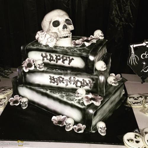 Halloween Birthday Cakes Download Share