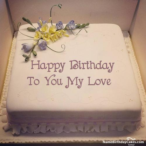 Happy Birthday Cake Love Images Download Share