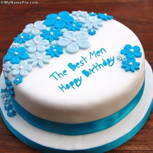 Ice Cream Birthday Cake For Men Boy Guys Download Share